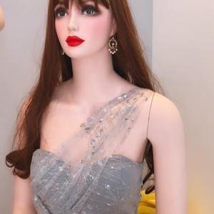 Manocanh Nữ Màu Da Trang Điểm Mẫu Mới Hot 2019 ASR140