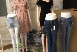 Manocanh cho shop áo cưới (Bridal studio) 2018